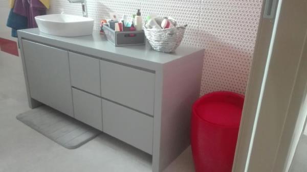 mobili bagno in legno brescia