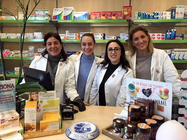 Farmacia specializzata in preparazioni galeniche