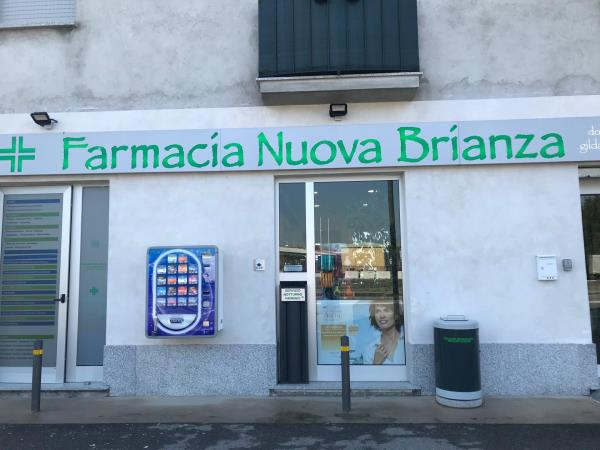 Controllo della pressione in farmacia