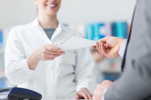 Esame della glicemia in farmacia
