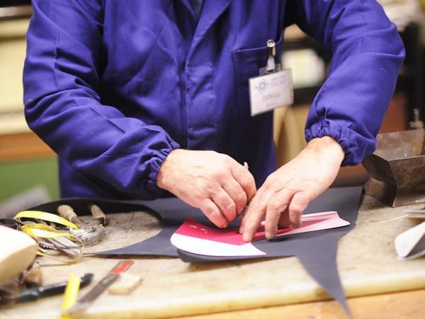 Laboratorio scarpe