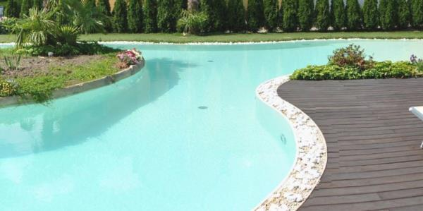 Personalizzazione piscina