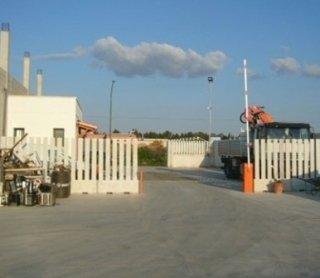 Esterni azienda Ecometal