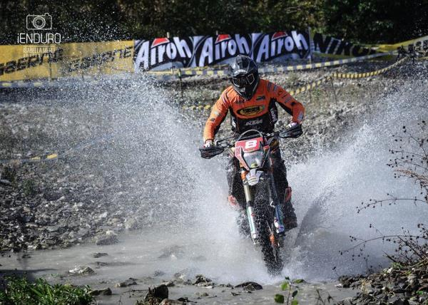 Alberto Capoferri KTM 125 XCW