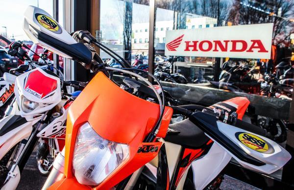 Moto e scooter nuovi e usati