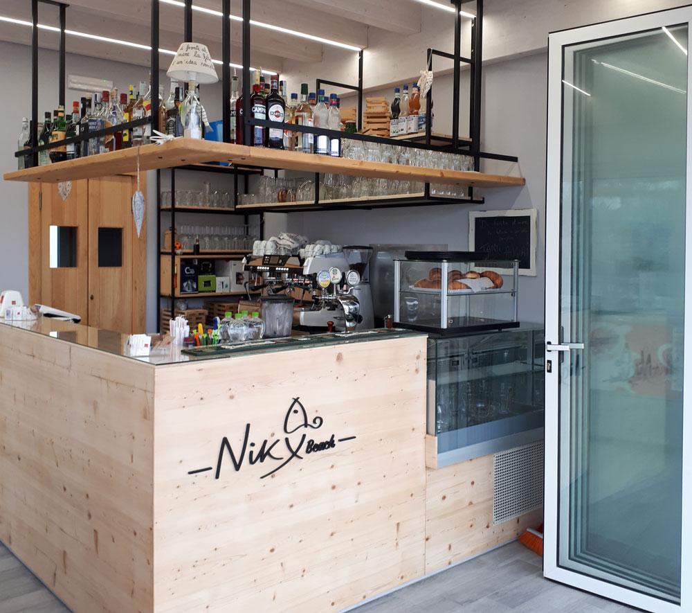 Arredamento per bar, locali e ristoranti