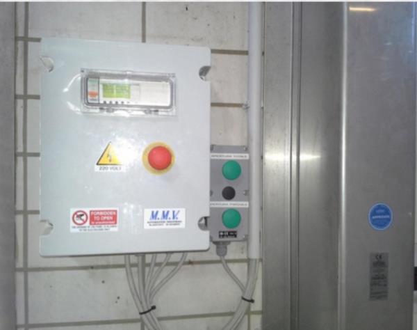 Apparecchiatura elettrica
