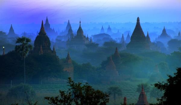 Bagan Birmania