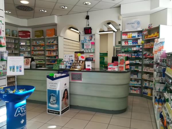 Reparto farmacia
