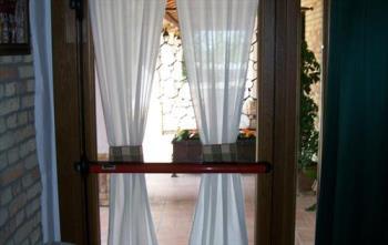 porta Legno / Alluminio