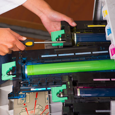 Manutenzione dispositivi elettronici