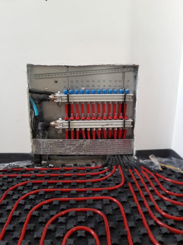 Installazione impianti termici