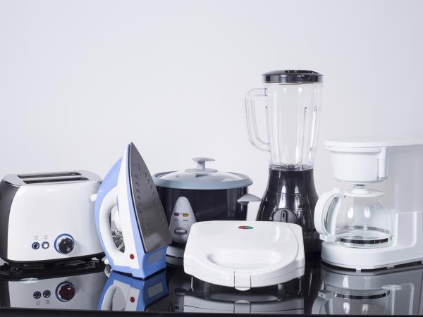 Elettrodomestici e prodotti da stiro