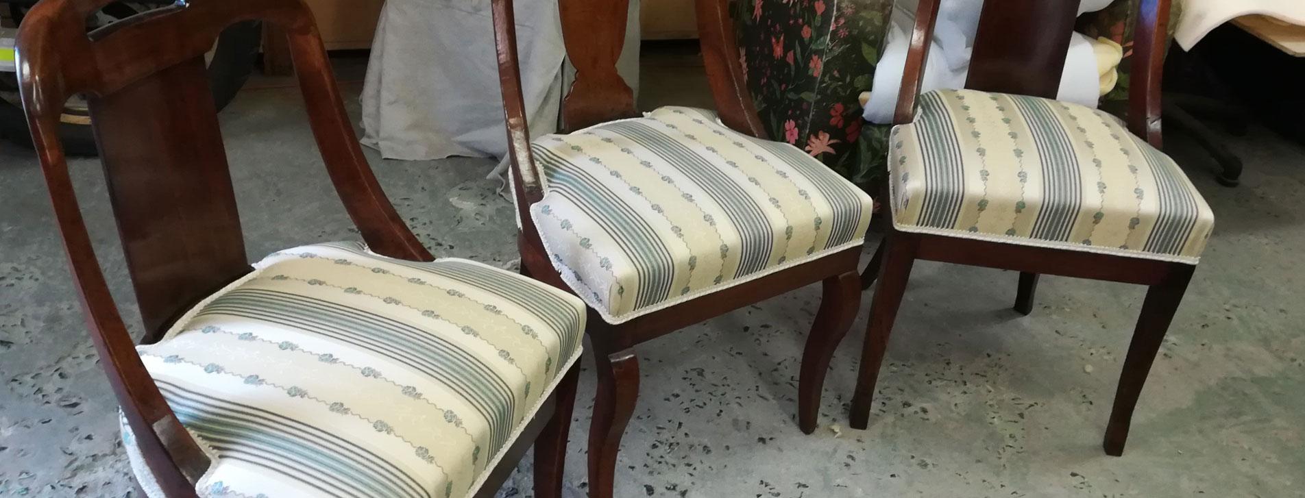 Riparazione sedie