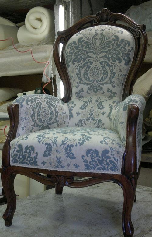 Rifacimento sedie e poltrone