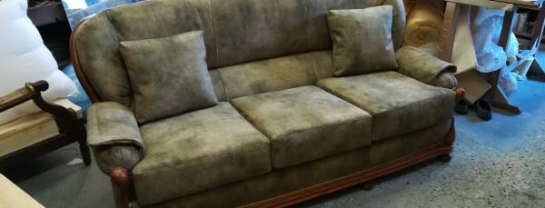 Riparazione e rifacimento divani