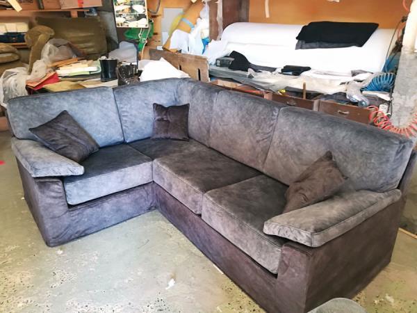 Riparazione divano