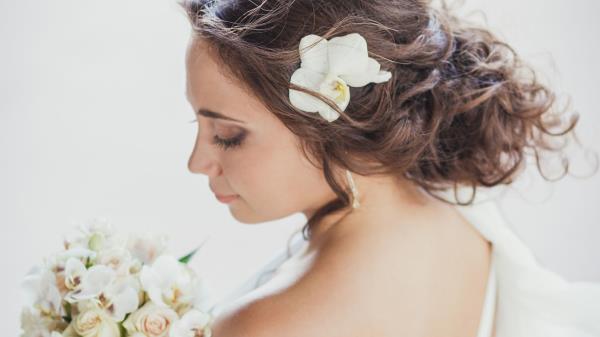 Raccolto sposa
