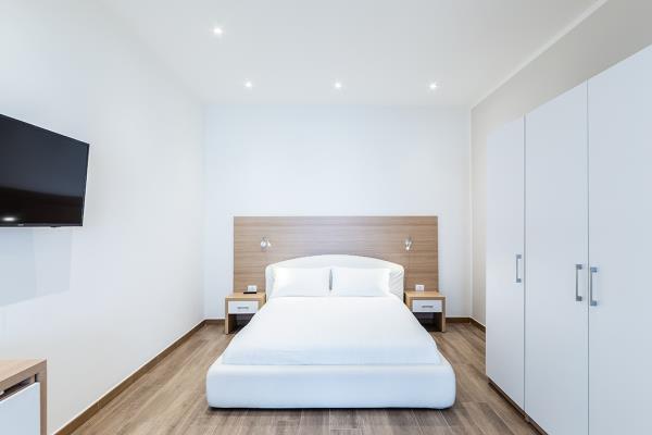 Camera con letto double