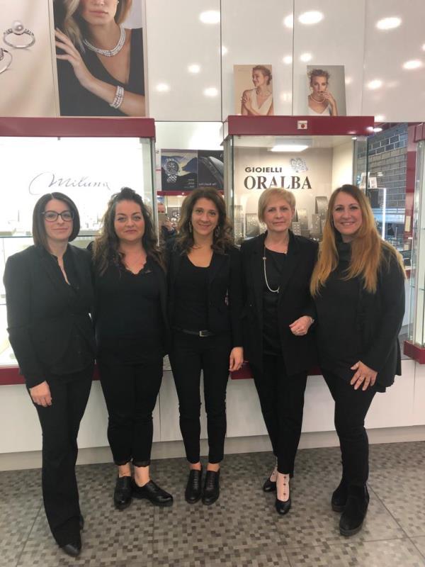 Punto vendita Cuneo e staff
