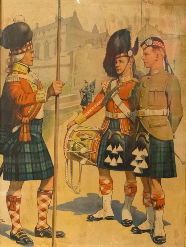 Dipinto scozzese