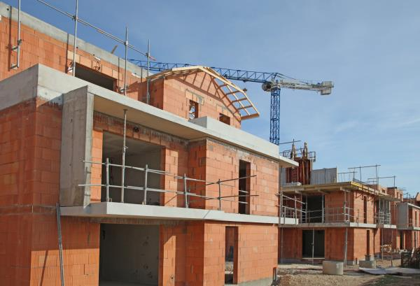 Costruzione edificio