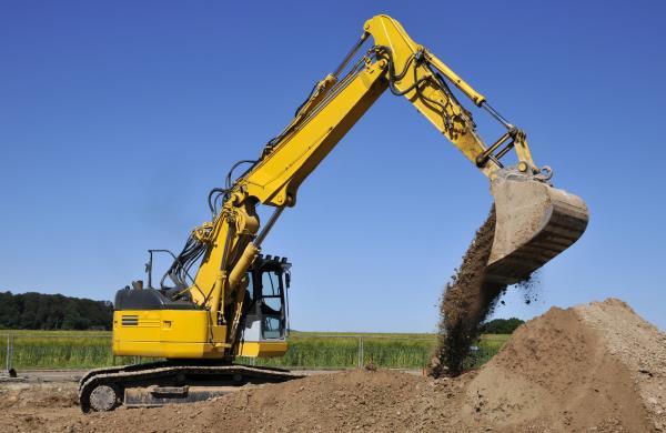 Intervento di scavo