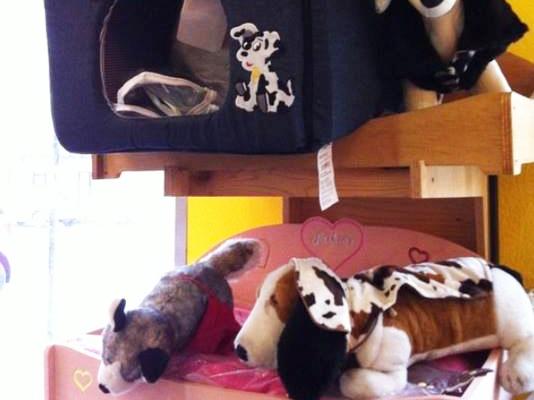 Vendita giocattoli per cani e gatti