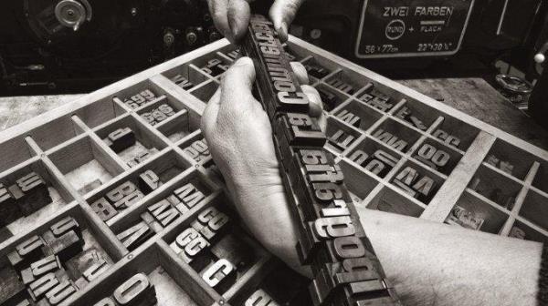 Litografia e stampa offset