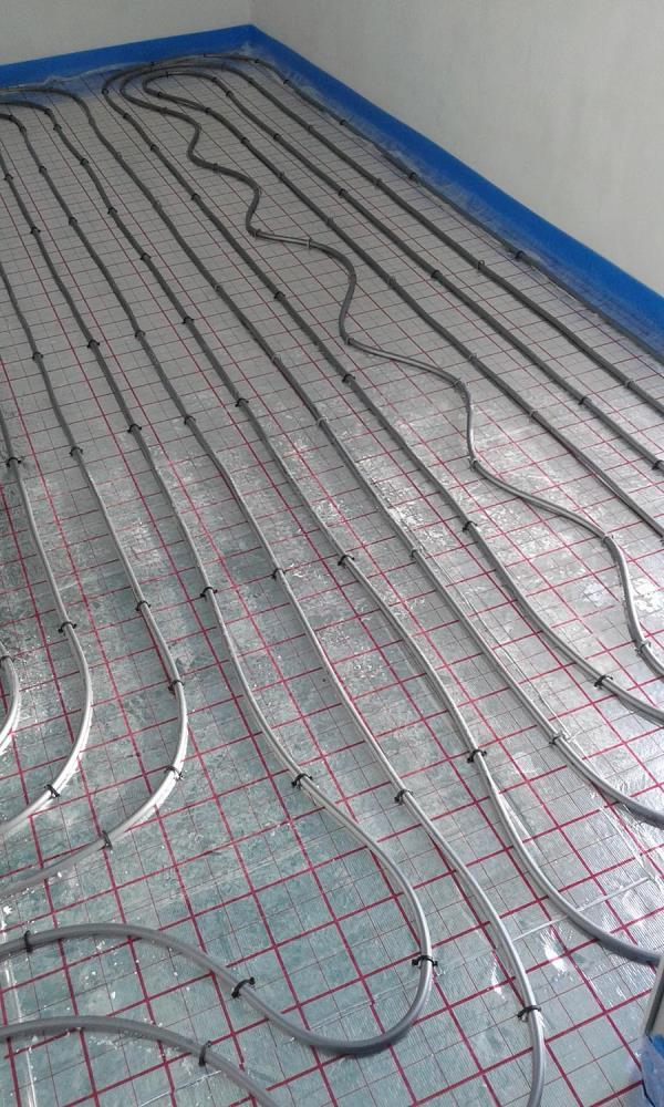 Fornitura e messa in opera impianti di riscaldamento