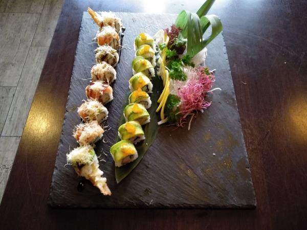 Specialità gastronomiche orientali