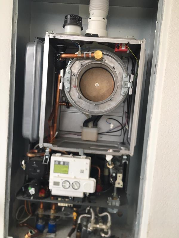 PRT Impianti Tecnologici assistenza caldaie
