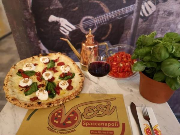 Pizzeria gluten free