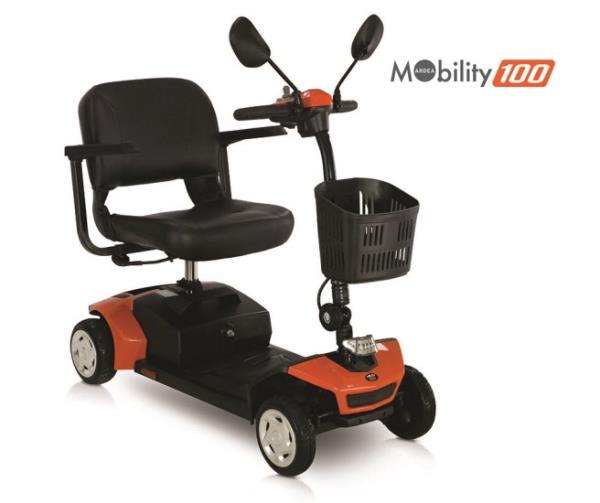 Scooter elettrico per disabili ed anziani