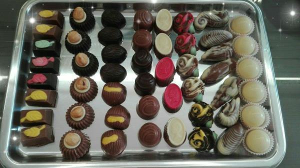 Dolci e specialità al cioccolato
