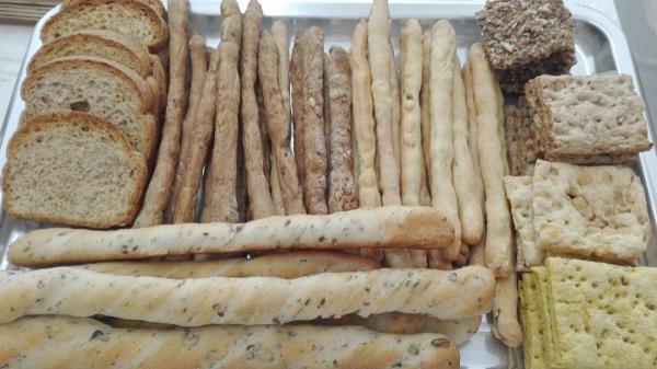 Pane di segale e integrale
