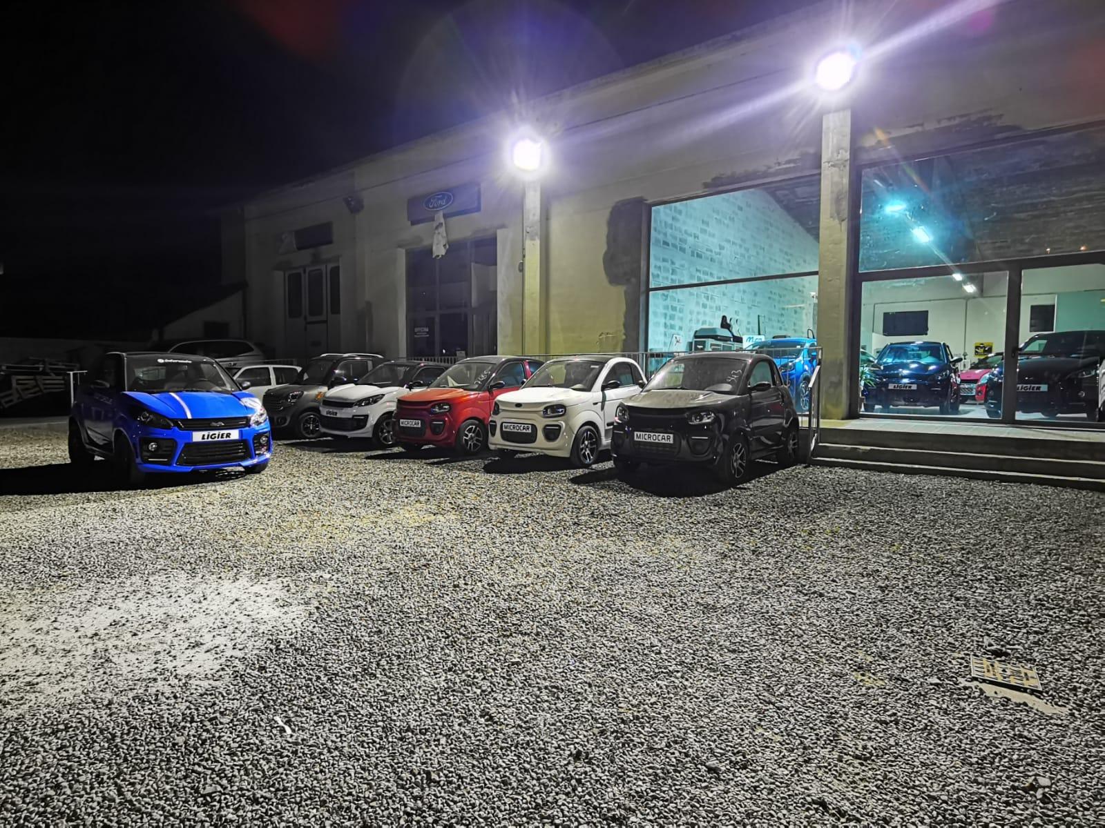 Vendita vetture nuove