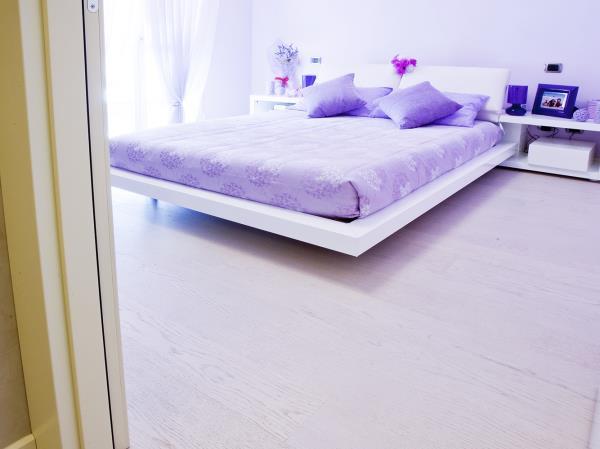 Vendita parquet camera da letto