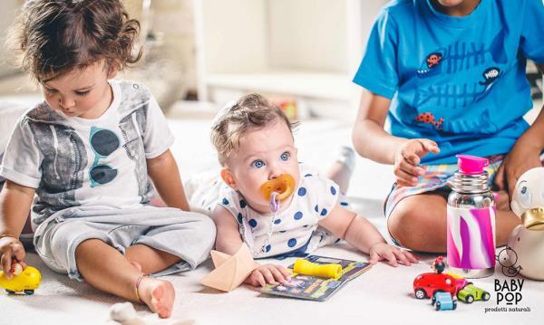 biberon e accessori per allattamento