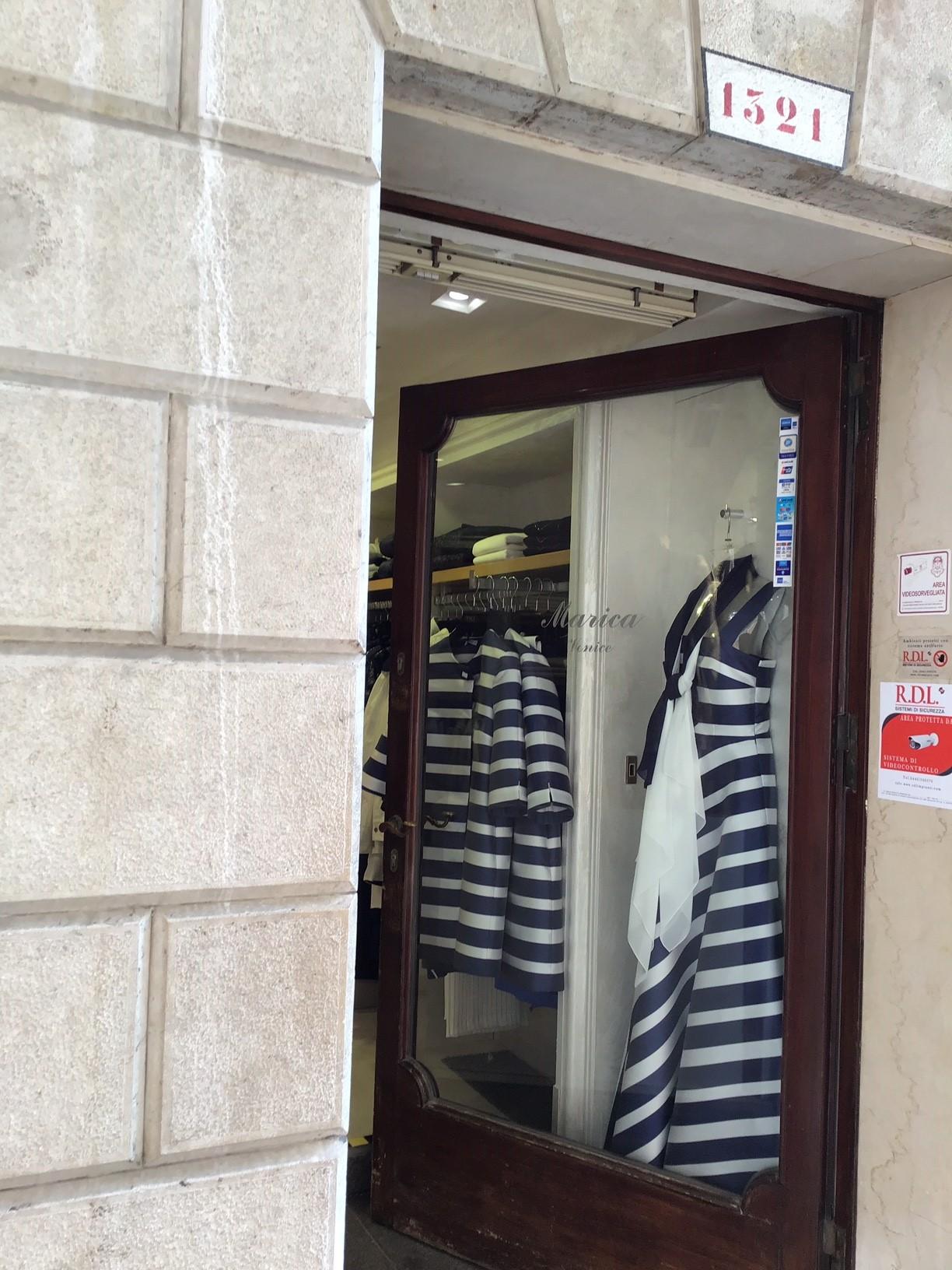 Marica Venice Abbigliamento donna