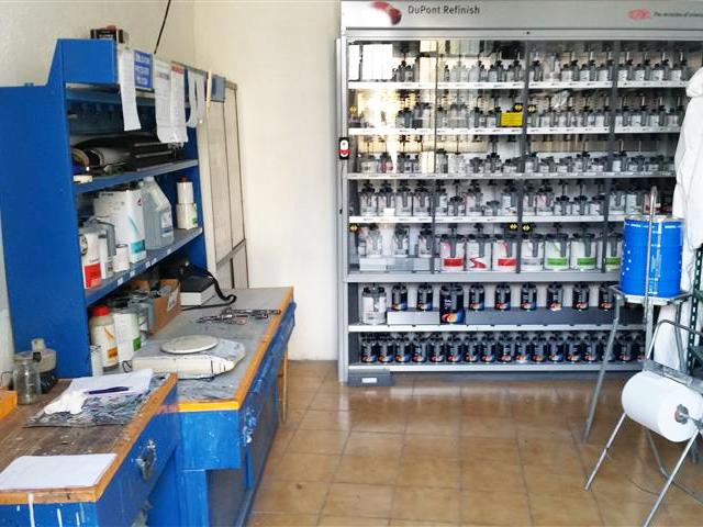 Carrozzeria specializzata in riparazione e manutenzione
