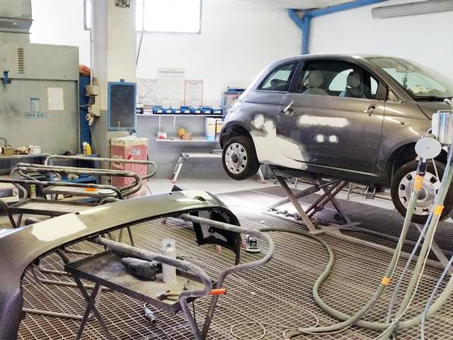 Interventi tecnici auto