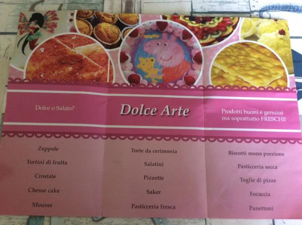 Specialità dolci e salate
