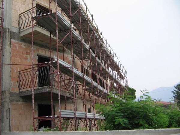 Costruzione 8 appartamenti - Castelvenere