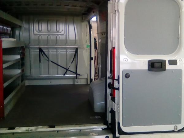 Trasformazione furgoni in officina mobile