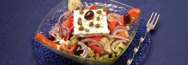 Piatto tipico greco