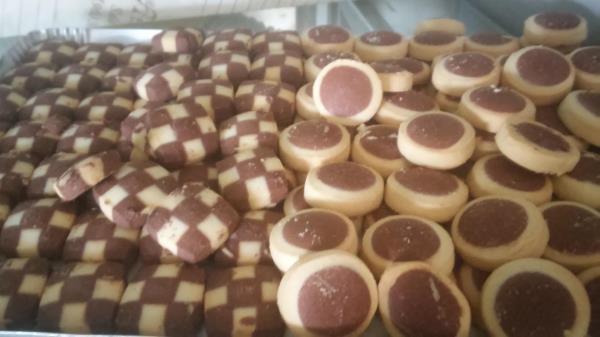 Realizzazione biscotti e pasticcini