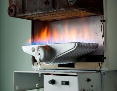 Bruciatori termici e caldaie