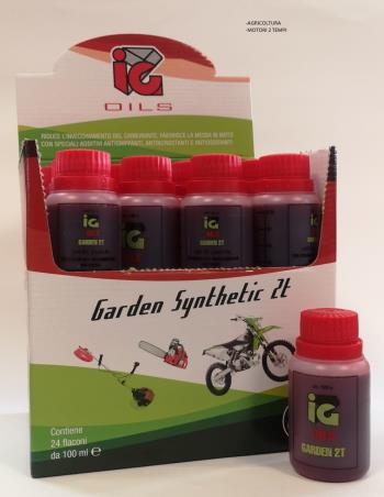 IG Oil Garden Synthetic 2T