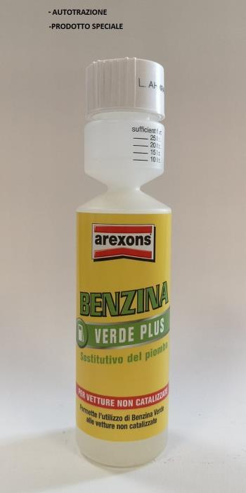 Arexons Benzina Verde Plus